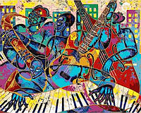VP815 Картина раскраска На главной сцене Турбо