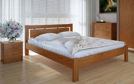 Деревянная кровать Осака 90х190 см ТМ Meblikoff, фото 2