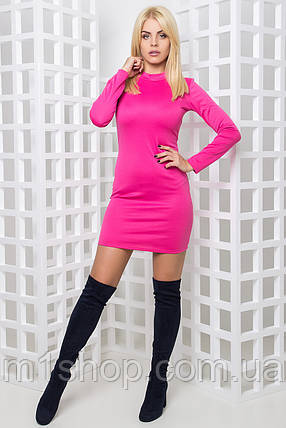 Женское трикотажное платье по фигуре (Энни mrb), фото 2