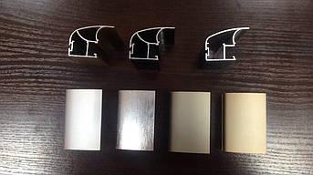 Конструктор для розсувних дверей купе (шафи,гардеробні) (4-х дверна), фото 2