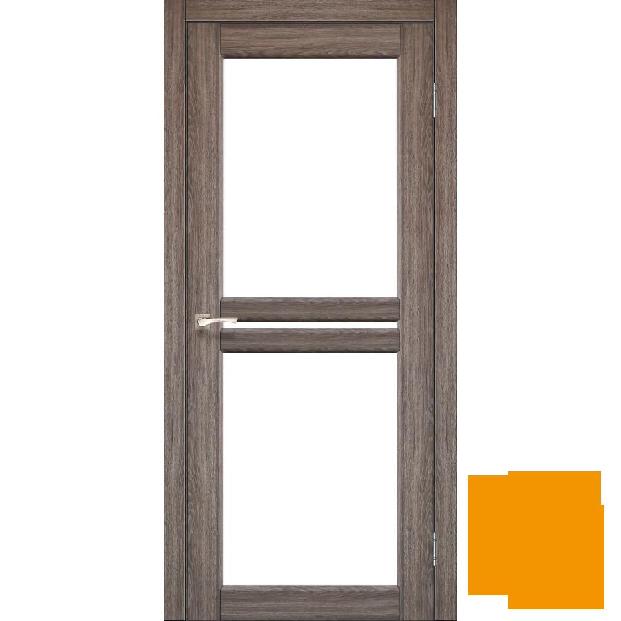 """Межкомнатная дверь коллекции """"Milano"""" ML-05 (дуб грей)"""