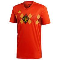 Футбольная форма Сборной Бельгии с коротким рукавом 17/18 сезона, домашняя, фото 1