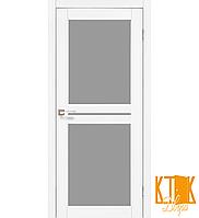 """Межкомнатная дверь коллекции """"Milano"""" ML-05 (ясен белый)"""