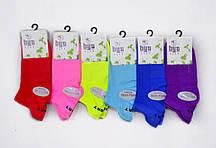 Шкарпетки жіночі спорт 36-40 мікрофібра