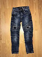 Джинсовые брюки для девочек оптом, Dream Girls , 8-16 рр., фото 1