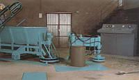 Вибропресс для производства бетонных труб и колец K-100 Tensyland