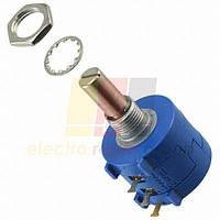 Резистор прецизионный многооборотный, 3590S-2-103L, 10 кОм