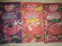 Кисель Pyszny Kubek  з кусочками фруктов и витамином С.