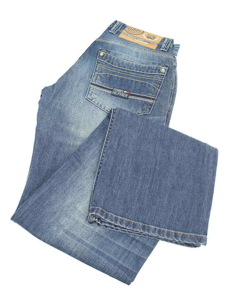 Синие мужские джинсы в 29 размере 0450С
