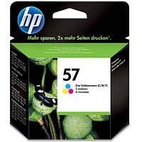 Картридж HP 57 Color (Цветной)