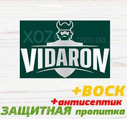 """VIDARON """"impregnat"""" Защитно-Декоративная пропитка с ВОСКОМ"""
