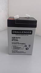 Аккумуляторная батарея Challenger AS 6-4,5
