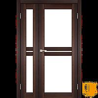 """Межкомнатная дверь коллекции """"Milano"""" ML-06 (орех)"""