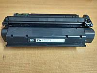 Картридж Q2613Х virgin HP 1300 бу первопроходец