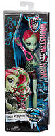Монстр Хай кукла Венера Мухоловка Фантастический Фитнес Monster High Fangtastic Fitness Venus McFlytrap Doll