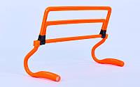 Барьер регулируемый универсальный C-4598 (оранжевый)