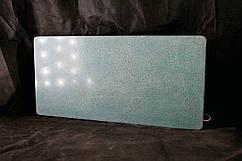 Глянец бирюзовый 653GK6GL642