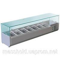 Холодильная витрина Cooleq VRX 1500/380