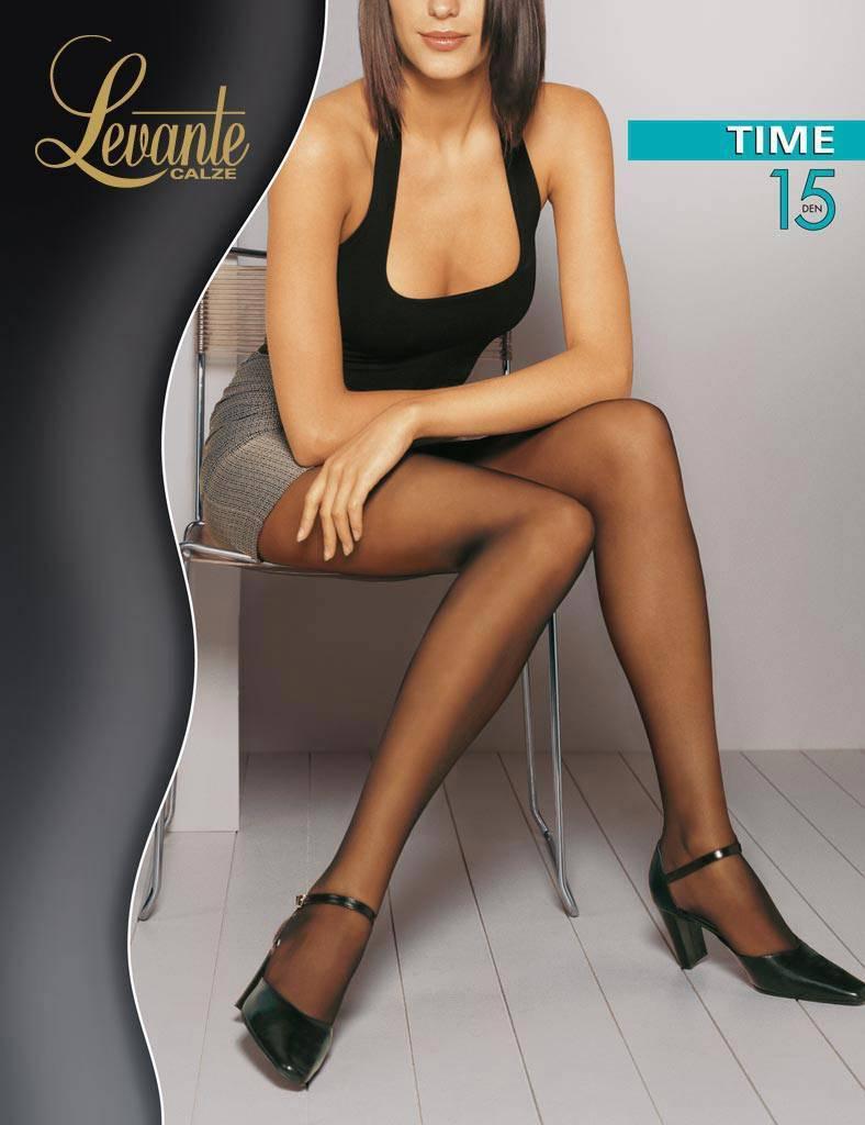 Колготки Levante Time 15 NATUREL (светлый телесный), 15, 1
