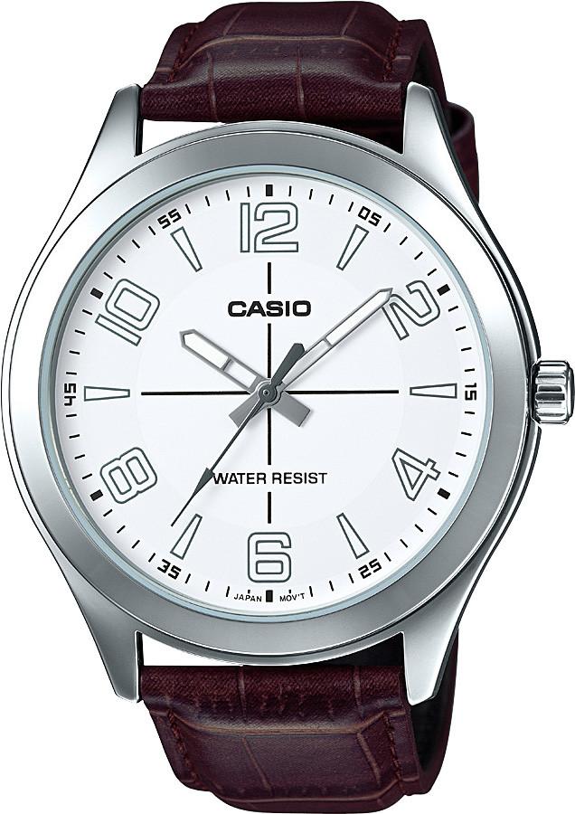 Часы наручные мужские Casio MTP-VX01L-7BUDF (модуль №1330)