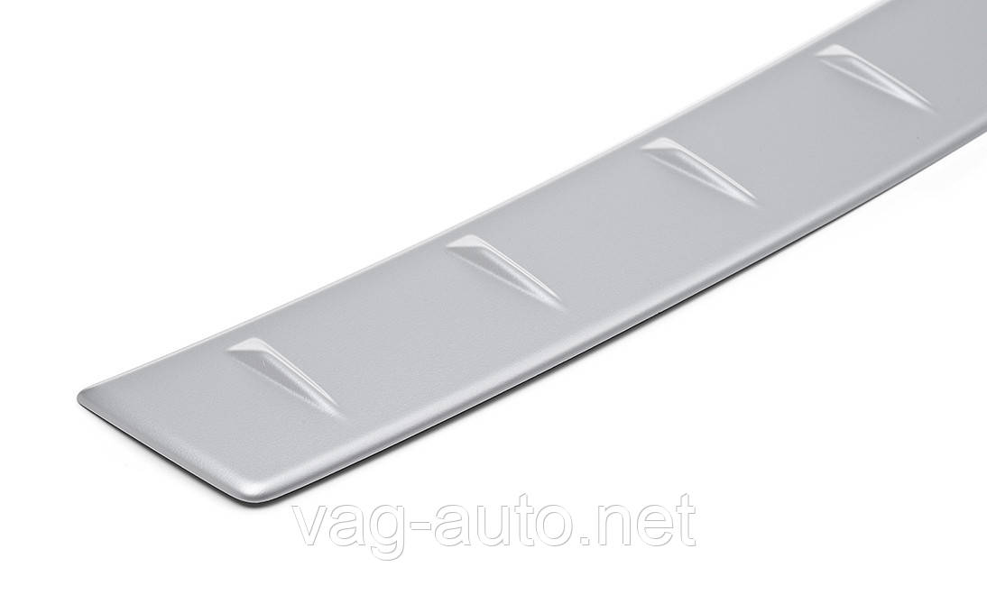 Накладка защитная на бампер Octavia A7 COMBI