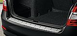 Захисна Накладка на бампер Octavia A7 COMBI, фото 2