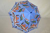 """Детский зонт для мальчиков №41 на 5-9 лет """"Литачки"""" фирмы  """"Rainbow"""""""