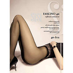 Колготки SISI FASCINO 40 1 (XS), NERO (черный), 40