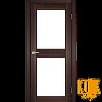 """Межкомнатная дверь коллекции """"Milano"""" ML-07 (орех)"""