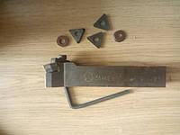 Резец сборный расточной 25х25х140  ( ТУ 2-035-421-75) оснащенный вставкой из Эльбора Р, фото 1