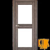 """Межкомнатная дверь коллекции """"Milano"""" ML-07 (дуб грей)"""