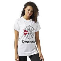 Женская футболка Reebok CLASSIC GRAPHIC (АРТИКУЛ:BS3734)