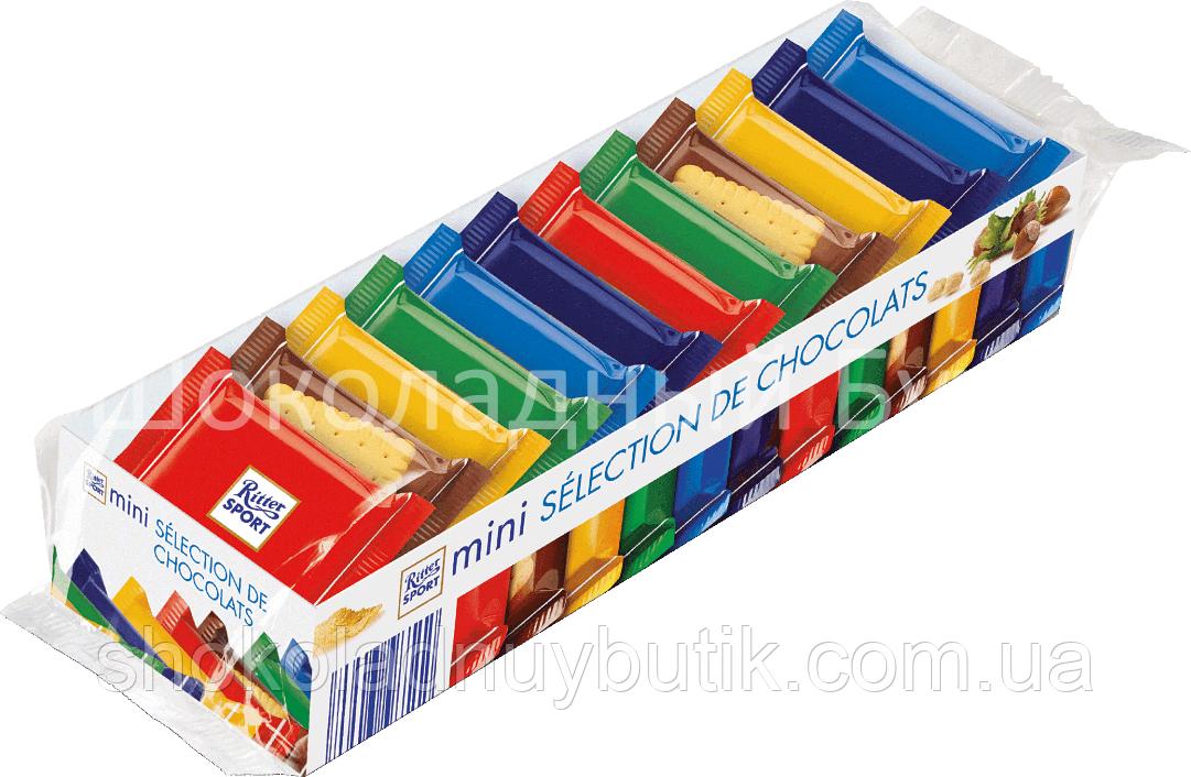Шоколад Ritter Sport Mini Bunter Mix, 200г.