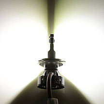 Светодиодная лампа F2 цоколь H4, CREE GSP 6500К, 12000 lm 36W, 9-36В, фото 3