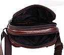 Мужская кожаная сумка BON2366 коричневая, фото 8