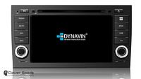 Штатная магнитола Dynavin N7-PC для Porsche Cayenne 2003-2010