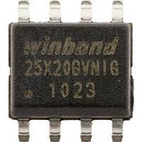 Микросхема Winbond W25X20BVNIG, 25X20BVNIG