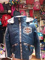 Куртка - трансформер весенняя для мальчика 1-4 года, фото 1