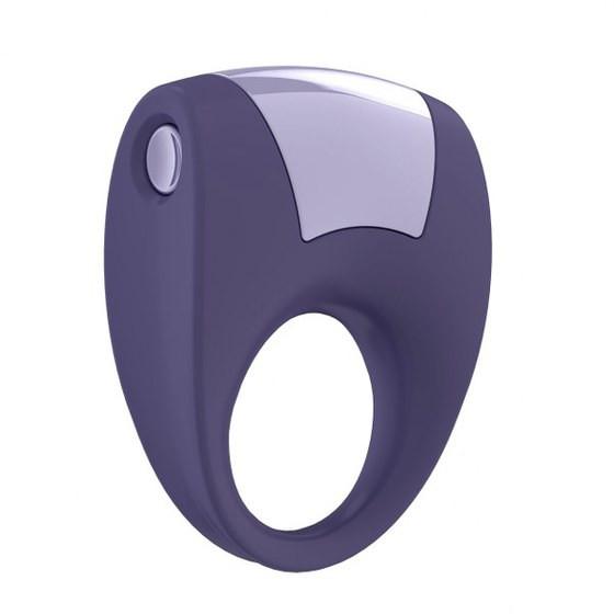 Вибрирующее кольцо OVO B8 Vibrating Ring Cool Lilac