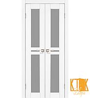 """Межкомнатная дверь коллекции """"Milano"""" ML-08 (ясен белый)"""