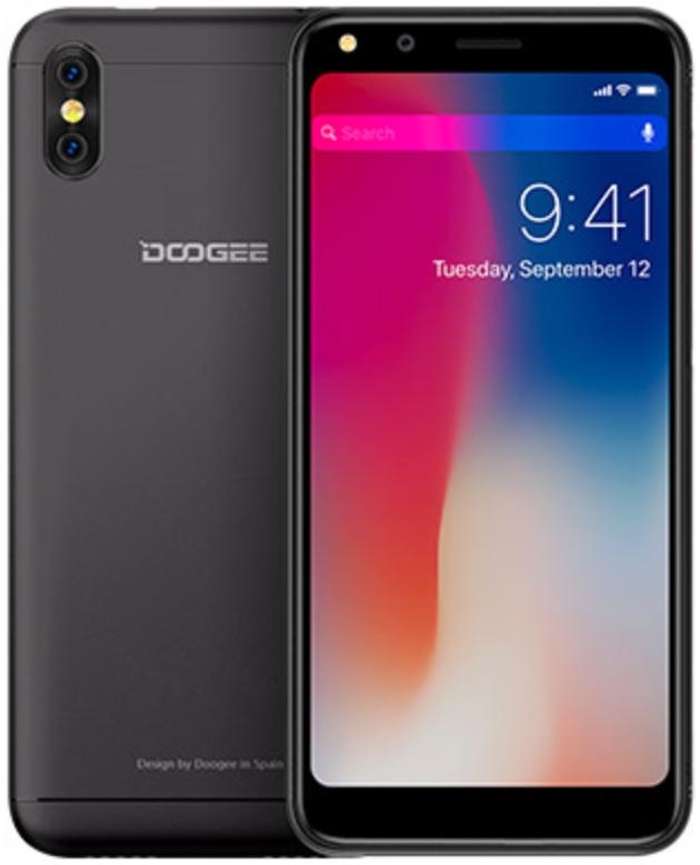 Doogee X53 1/16 Gb Black