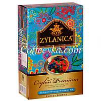 Чай чёрный Zylanica Fbop Лесные ягоды 100 гр