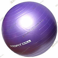 Мяч для фитнеса (фитбол) Profi Гимнастический мяч, 65см, фото 1