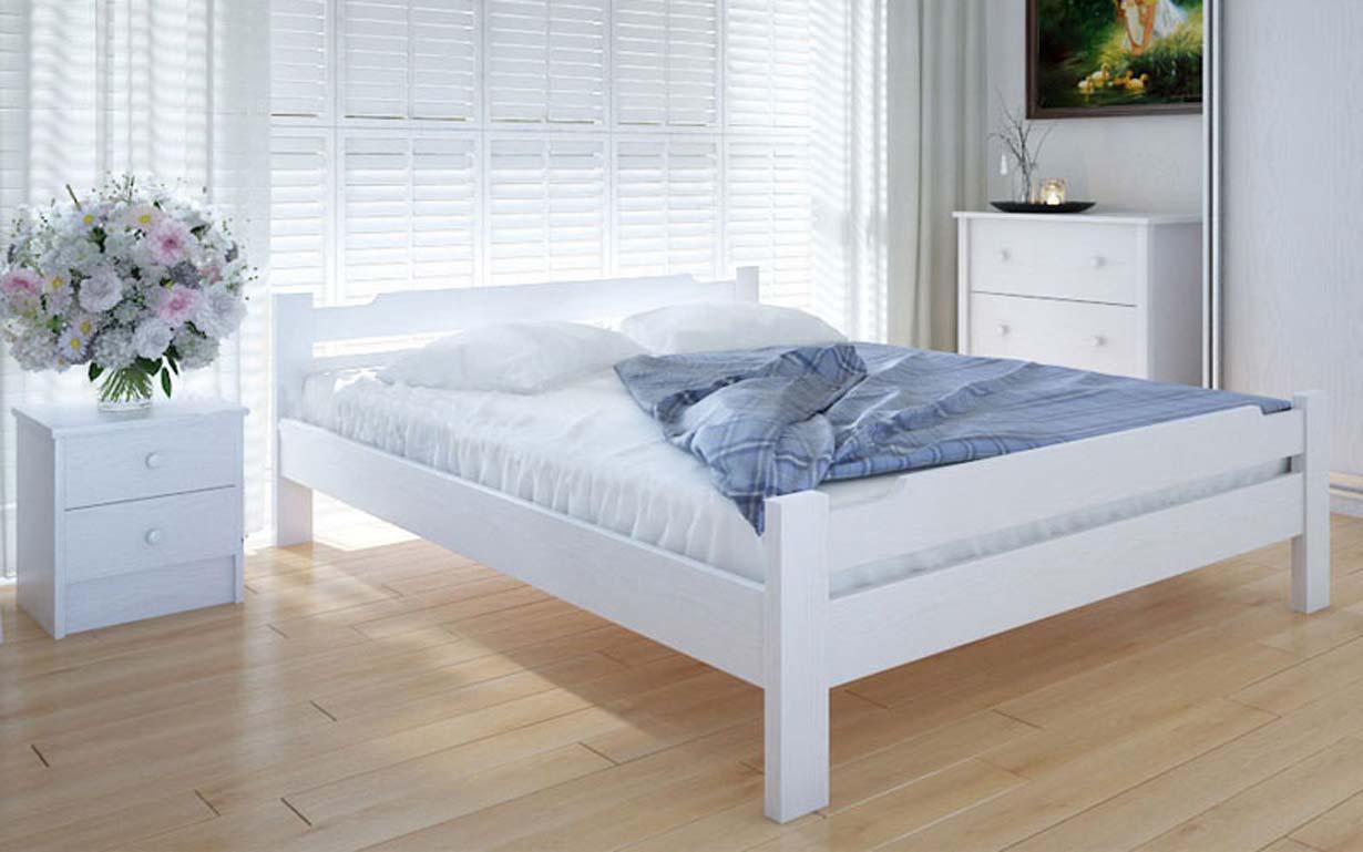 Деревянная кровать Сакура 90х190 см ТМ Meblikoff