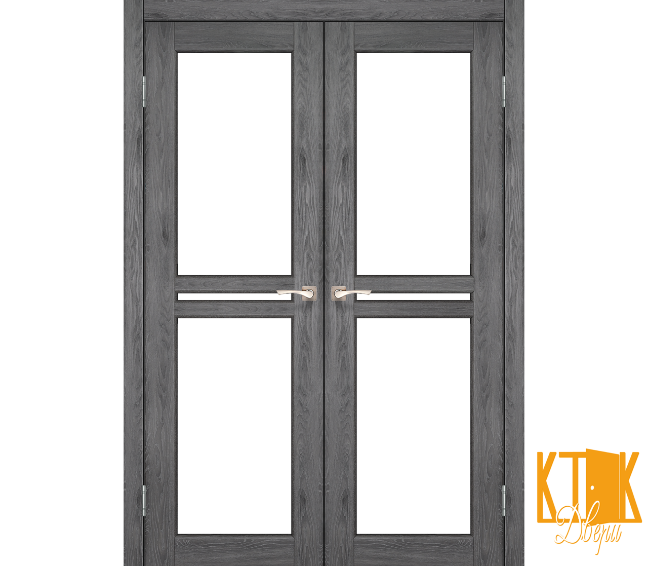 """Міжкімнатні двері колекції """"Milano"""" ML-09 (дуб марсала)"""
