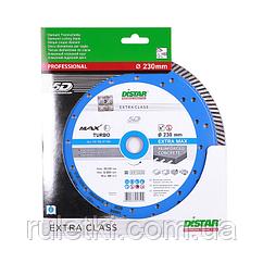Алмазний диск по бетону 232 мм DISTAR TURBO MAX EXTRA