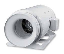 Канальный вентилятор Soler&Palau (Солер & Палау) TD-1300/250 SILENT ECOWATT