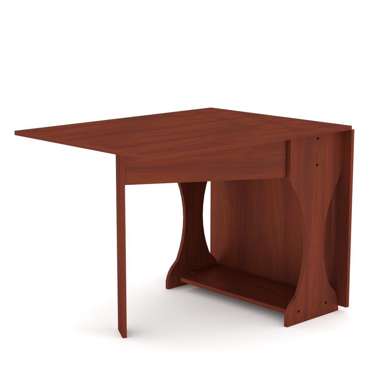 Стол книжка 4 яблоня Компанит (170х33х74 см)