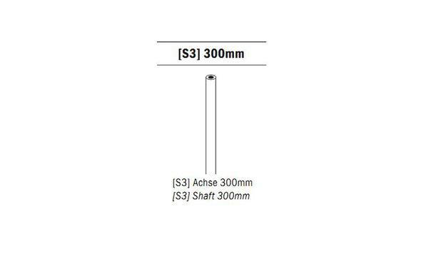 Стойка 300 мм (S3)