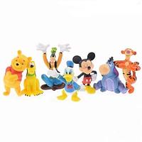 Микки Маус фигурки-игрушки Дисней 7шт, фото 1